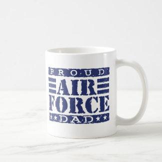 Proud Air force Dad Coffee Mug