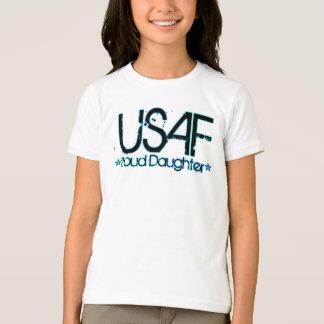 Proud Air Force Daughter T-Shirt