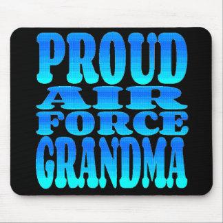 Proud Air Force Grandma Mouse Pad