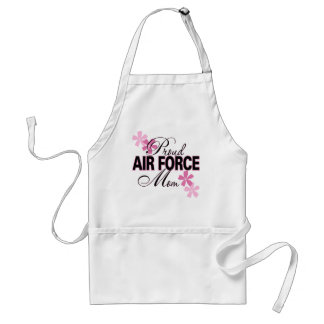 Proud Air Force Mom Adult Apron