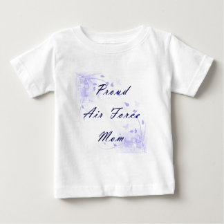 Proud Air Force Mom Baby T-Shirt