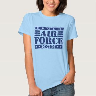 Proud Air Force Mom Shirt