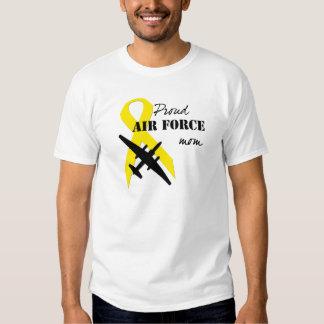 Proud Air Force Mom T Shirt