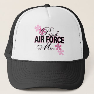 Proud Air Force Mom Trucker Hat