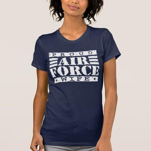 Proud Air Force Girlfriend Shirts 11
