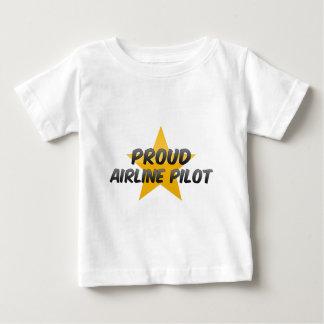 Proud Airline Pilot T-shirts