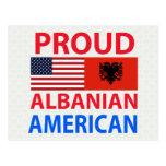 Proud Albanian American Post Cards
