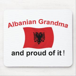 Proud Albanian Grandma 2 Mouse Pad