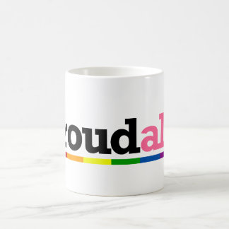 Proud Ally Mug