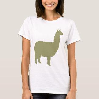 Proud Alpaca (in sage green) T-Shirt