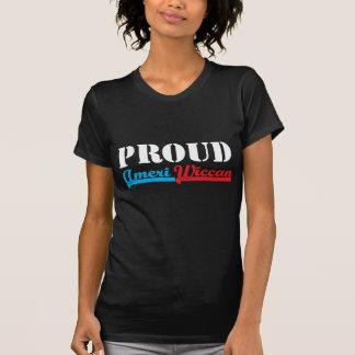 Proud Ameri-Wiccan T-Shirt