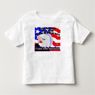 Proud American Barack Obama T Shirt