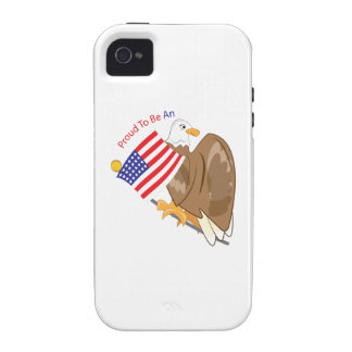 Proud American Case-Mate iPhone 4 Covers