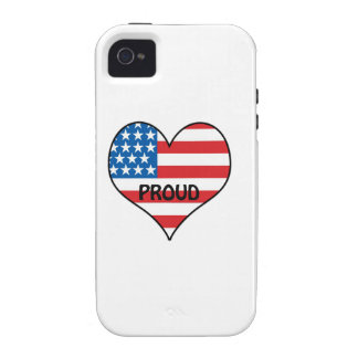 Proud American iPhone 4/4S Cover