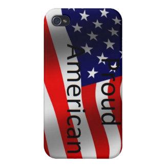 Proud American iPhone 4 Cases