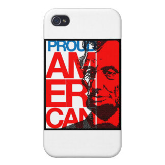 PROUD AMERICAN COVERS FOR iPhone 4