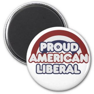 Proud American Liberal Magnet