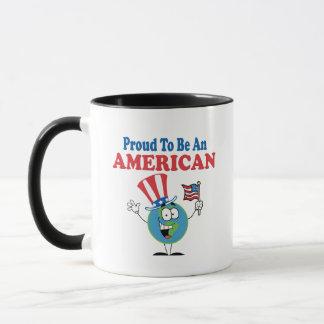 Proud American Mug