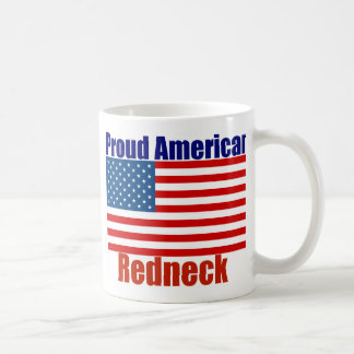 Proud American Redneck Coffee Mug