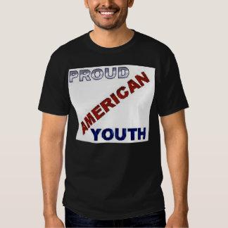 PROUD AMERICANS TEE SHIRT
