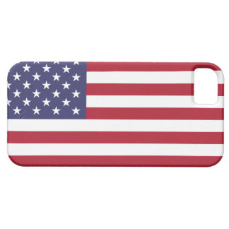 Proud and Patriotic USA Flag Case iPhone 5 Cover