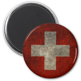Proud and Swiss Magnet