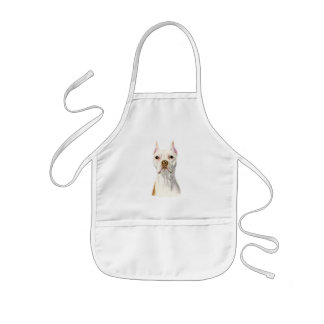 Proud and Tall Kids' Apron
