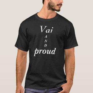 proud, AND, Vai T-Shirt