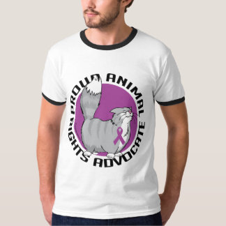 Proud Animal Rights Advocate Shirt