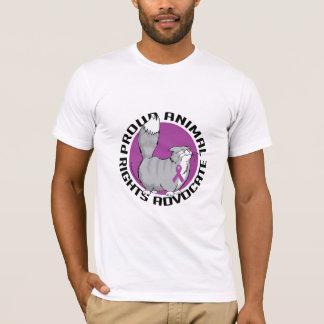 Proud Animal Rights Advocate T-Shirt