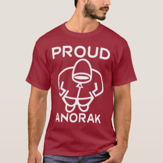 Proud anorak T-Shirt