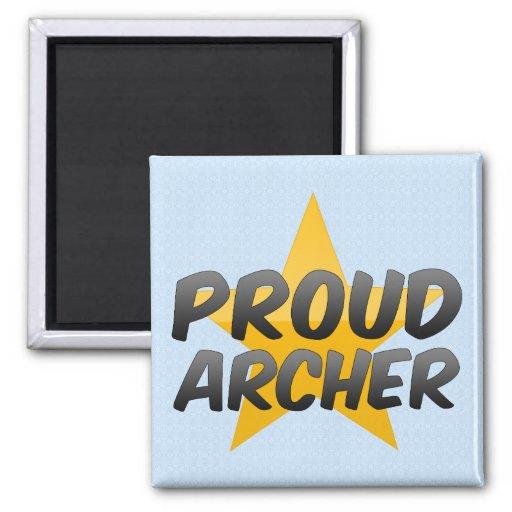 Proud Archer Magnet