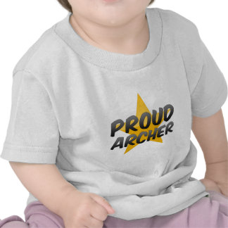 Proud Archer Tee Shirts