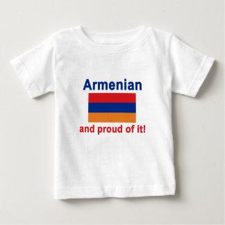 Proud Armenian Baby T-Shirt