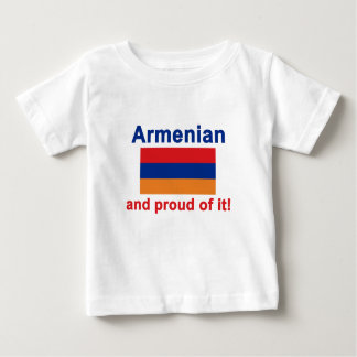 Proud Armenian Tee Shirt
