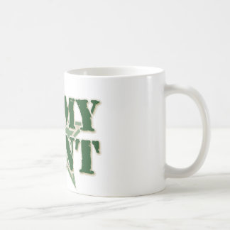 Proud Army Aunt Mugs