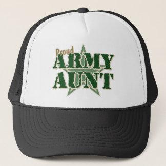 Proud Army Aunt Trucker Hat