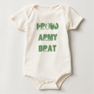 Proud Army Brat Baby Bodysuit