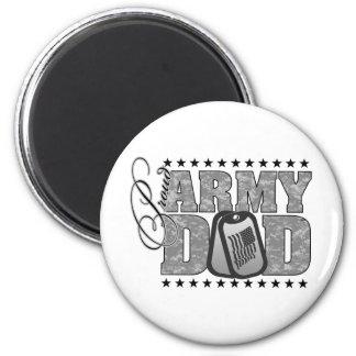 Proud Army Dad ACU Refrigerator Magnet