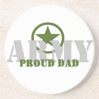 Proud Army Dad Coaster