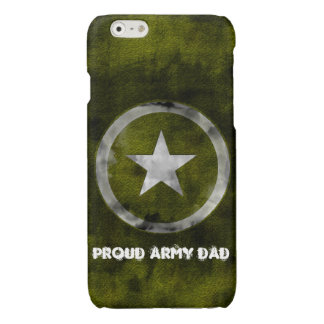 Proud army Dad Glossy iPhone 6 Case