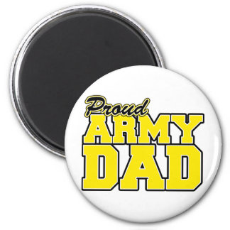 Proud Army Dad Magnets