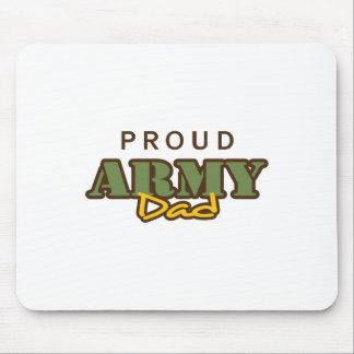 PROUD ARMY DAD MOUSEPADS