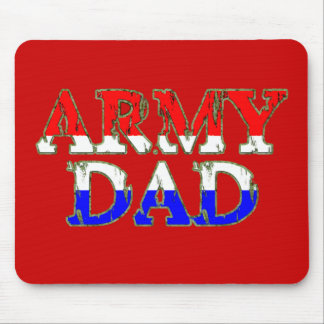 Proud Army Dad Mouse Pad