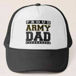 47e94b17ad7 Proud Army Dad Trucker Hat