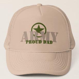 Proud Army Dad Trucker Hat ca30dcd5104