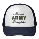 Proud Army Daughter Hats