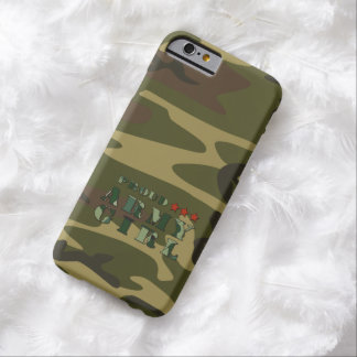 Proud Army Girl Barely There iPhone 6 Case