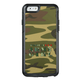 Proud Army Girl OtterBox iPhone 6/6s Case