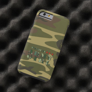 Proud Army Girl Tough iPhone 6 Case